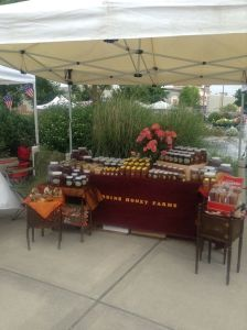 Honey Farm Stand